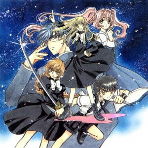 Rating: Safe Score: 6 Tags: clamp clamp_school_paranormal_investigators sword trap User: Share