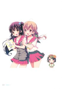 Rating: Safe Score: 26 Tags: hinako_note mitsuki_(mangaka) seifuku User: fireattack