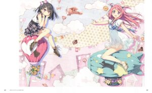 Rating: Questionable Score: 54 Tags: dress heels kantoku kurumi_(kantoku) see_through shizuku_(kantoku) skirt_lift User: Twinsenzw