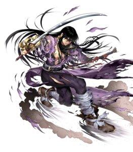 Rating: Questionable Score: 4 Tags: fire_emblem fire_emblem:_seisen_no_keifu fire_emblem_heroes heels nintendo okuma_yugo shannan sword torn_clothes User: fly24