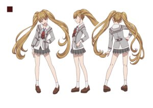 Rating: Safe Score: 10 Tags: akanesasu_shoujo character_design nanase_nana seifuku User: saemonnokami