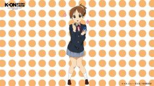 Rating: Safe Score: 8 Tags: hirasawa_ui k-on! seifuku tagme wallpaper User: For.Infi