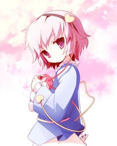 Rating: Safe Score: 11 Tags: komeiji_satori machily touhou User: charunetra