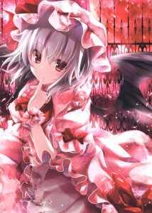 Rating: Questionable Score: 34 Tags: kino kinokonomi remilia_scarlet tagme touhou wings User: Radioactive