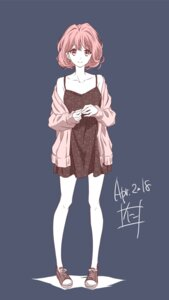 Rating: Safe Score: 21 Tags: dress nii_manabu sweater User: saemonnokami