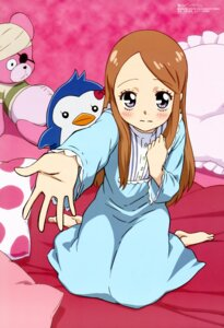 Rating: Safe Score: 20 Tags: ino_marie mawaru_penguindrum pajama penguin takakura_himari User: Jigsy
