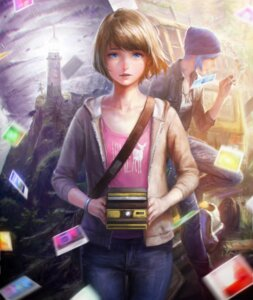 Rating: Safe Score: 44 Tags: chloe_price life_is_strange maxine_caulfield nababa smoking User: Mr_GT