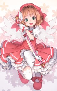 Rating: Safe Score: 32 Tags: card_captor_sakura dress junwool kinomoto_sakura User: dyj