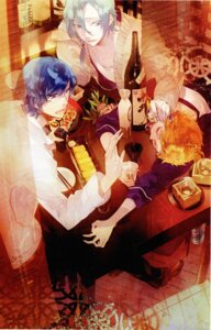 Rating: Safe Score: 7 Tags: kazuaki male starry_sky User: Radioactive