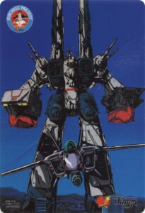 Rating: Safe Score: 5 Tags: macross mecha tagme the_super_dimension_fortress_macross User: Radioactive