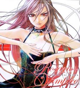 Rating: Safe Score: 31 Tags: akashiya_moka dress ikeda_akihisa inner_moka rosario_+_vampire User: gagoman