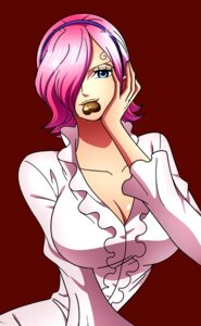 Rating: Safe Score: 11 Tags: cleavage one_piece tagme valentine vinsmoke_reiju User: charunetra