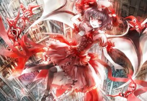Rating: Safe Score: 7 Tags: asuka_(moto) remilia_scarlet touhou User: Mr_GT