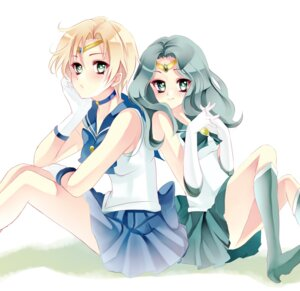 Rating: Safe Score: 14 Tags: heels kaiou_michiru kurabayashi_matoni sailor_moon seifuku tenou_haruka User: charunetra