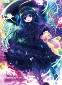 Rating: Safe Score: 32 Tags: dress gothic_lolita lolita_fashion possible_duplicate rubi-sama stockings thighhighs User: kiyoe