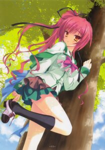 Rating: Safe Score: 55 Tags: fixme kobuichi magus_tale seera_finis_victoria seifuku User: MirrorMagpie