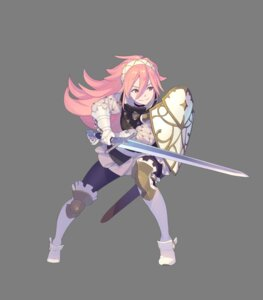 Rating: Questionable Score: 10 Tags: armor enkyo_yuuichirou fire_emblem fire_emblem_heroes fire_emblem_if nintendo pantyhose soleil_(fire_emblem) sword transparent_png User: Radioactive
