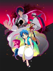 Rating: Safe Score: 5 Tags: aladdin ja'far judal magi_the_labyrinth_of_magic moshi ren_hakuryuu ren_kougyoku sinbad User: charunetra