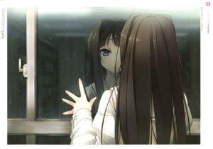 Rating: Safe Score: 42 Tags: ayase_sayuki kantoku your_diary User: Twinsenzw