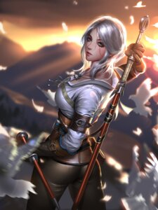 Rating: Safe Score: 44 Tags: ass ciri liang_xing sword the_witcher_3 User: mash