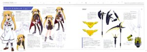 Rating: Safe Score: 12 Tags: character_design fate_testarossa mahou_shoujo_lyrical_nanoha mahou_shoujo_lyrical_nanoha_a's mahou_shoujo_lyrical_nanoha_the_movie_2nd_a's pantyhose seifuku thighhighs User: Hatsukoi