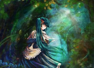 Rating: Safe Score: 9 Tags: hatsune_miku liuli vocaloid User: eridani