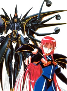 Rating: Safe Score: 4 Tags: armor bodysuit elf hirano_toshihiro iczer-2 iczer_sigma mecha pointy_ears tatakae!!_iczer-1 User: Radioactive