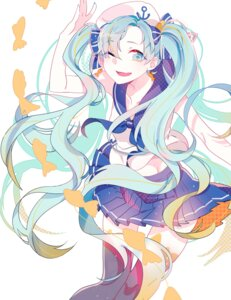 Rating: Safe Score: 21 Tags: hatsune_miku mato seifuku thighhighs vocaloid User: Mr_GT