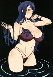 Rating: Questionable Score: 96 Tags: bra cleavage maken-ki! nijou_aki pantsu takami_akio User: drop