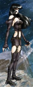 Rating: Safe Score: 11 Tags: cleavage shirow_masamune User: Wraith