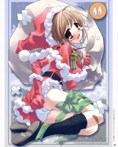 Rating: Safe Score: 13 Tags: ass bandaid christmas ito_noizi komorebi_ni_yureru_tama_no_koe pantsu tachibana_koharu User: crim