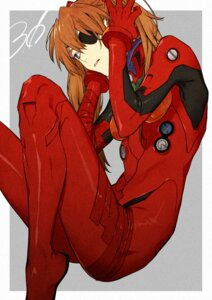 Rating: Safe Score: 16 Tags: bodysuit eyepatch neon_genesis_evangelion souryuu_asuka_langley takahiko_(artist) User: Radioactive