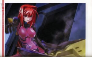 Rating: Safe Score: 14 Tags: binding_discoloration bodysuit bou kagami_sumika muvluv muvluv_alternative User: noirblack