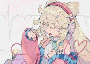 Rating: Safe Score: 12 Tags: bukurote headphones maibyou_kusuri marble_creators User: Dreista