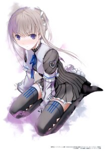 Rating: Safe Score: 45 Tags: fuyuno_haruaki thighhighs User: Radioactive