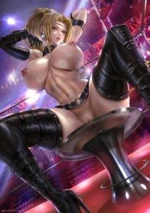 Rating: Explicit Score: 76 Tags: heels lexaiduer naked ninja_gaiden nipples pussy rachel_(ninja_gaiden) thighhighs uncensored User: BattlequeenYume