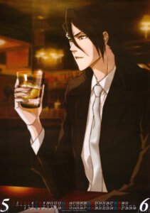 Rating: Safe Score: 11 Tags: bleach calendar jpeg_artifacts kuchiki_byakuya male nagasawa_yukie screening User: charunetra