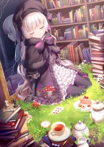 Rating: Safe Score: 54 Tags: fate/extra fate/grand_order fate/stay_night gothic_lolita lolita_fashion nursery_rhyme_(fate/extra) pantyhose rimuu User: Mr_GT