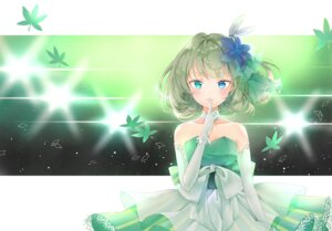 Rating: Safe Score: 35 Tags: dress heterochromia hoshi_ame takagaki_kaede the_idolm@ster the_idolm@ster_cinderella_girls User: Mr_GT