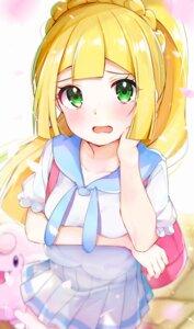 Rating: Safe Score: 26 Tags: breast_hold lillie_(pokemon) pokemon rouka seifuku User: Dreista