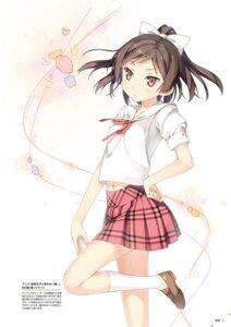 Rating: Safe Score: 29 Tags: hentai_ouji_to_warawanai_neko kantoku maimaki_mai possible_duplicate seifuku User: Twinsenzw