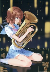 Rating: Safe Score: 24 Tags: hibike!_euphonium oumae_kumiko screening see_through seifuku tiv User: Radioactive