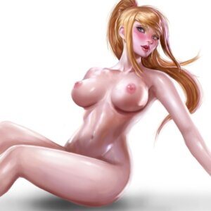 Rating: Questionable Score: 81 Tags: metroid naked nintendo nipples sakimichan samus_aran User: sylver650
