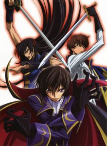 Rating: Safe Score: 16 Tags: code_geass kimura_takahiro kururugi_suzaku lelouch_lamperouge li_xingke male User: Radioactive