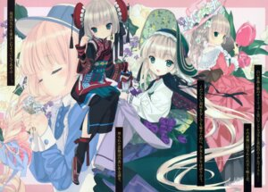 Rating: Safe Score: 38 Tags: fixed gosick lolita_fashion takeda_hinata victorica_de_broix User: fireattack