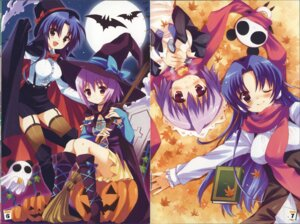 Rating: Safe Score: 12 Tags: halloween kujou_herena melilot qp:flapper twinkle_crusaders witch User: admin2
