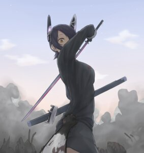 Rating: Safe Score: 39 Tags: blood enosan kantai_collection sword tenryuu_(kancolle) User: Mr_GT