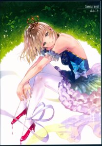 Rating: Safe Score: 49 Tags: dress dsmile heels pantyhose tagme tsundere_is_love User: NotRadioactiveHonest