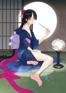 Rating: Questionable Score: 15 Tags: cleavage genderswap kara_no_kyoukai kokutou_mikiya megane sakamoto_mineji type-moon yukata User: Radioactive