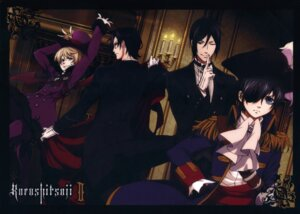 Rating: Safe Score: 11 Tags: alois_trancy ciel_phantomhive claude_faustus eyepatch kuroshitsuji male megane screening sebastian_michaelis wings User: charunetra